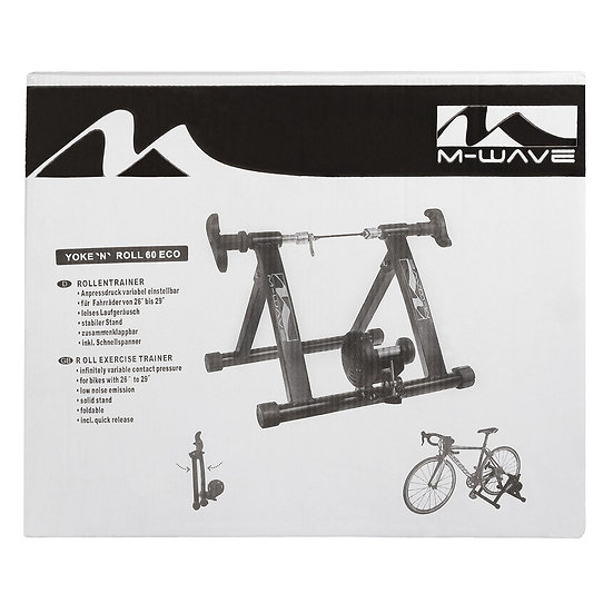 M-WAVE Yoke N Roll 60 Exercise Trainer