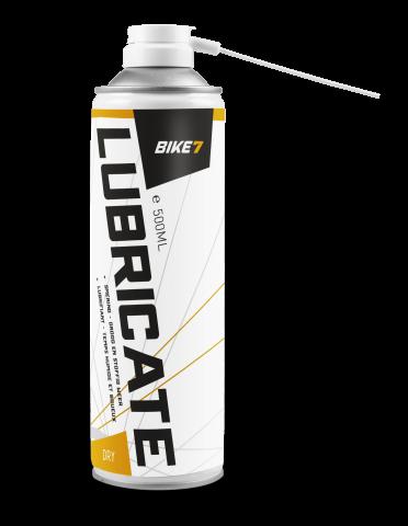 Bike 7 Lubricate- Dry