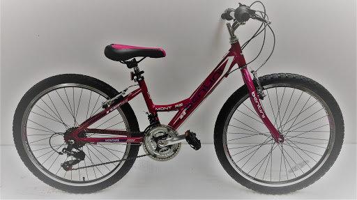 "Bentini Montare 24"" Girls Mountain Bike"