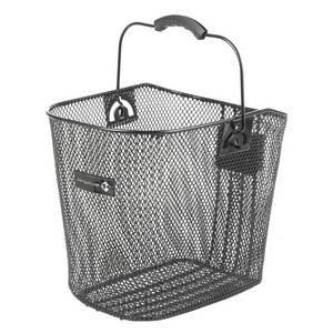 M-WAVE BA-F Clip Stem Long Handle Bar Basket