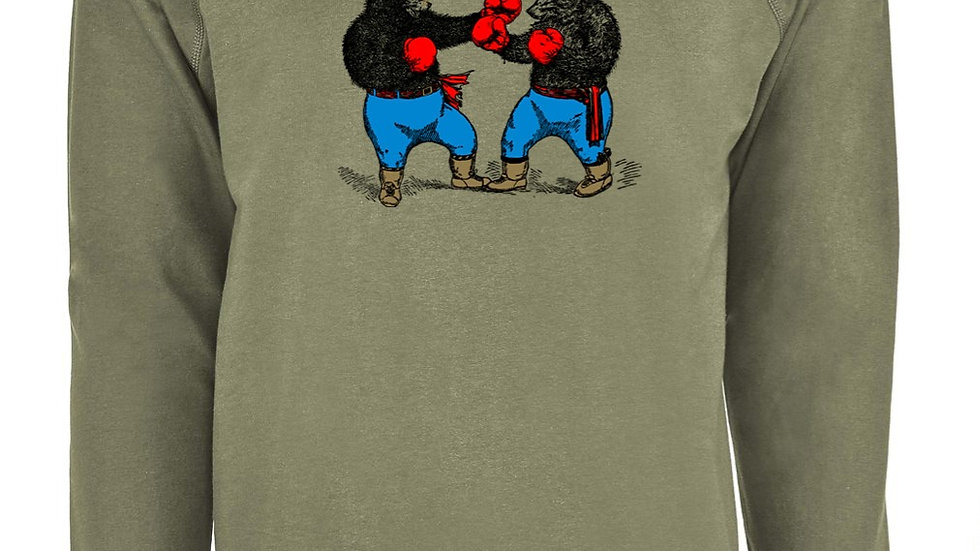 Boxing Bears French Terry