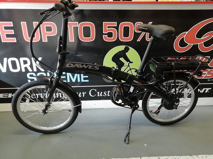Dawes Curve Electric Folding Bike