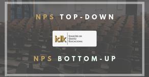 NPS Top-Down e NPS Bottom-UP Aplicados à Instituições de Ensino