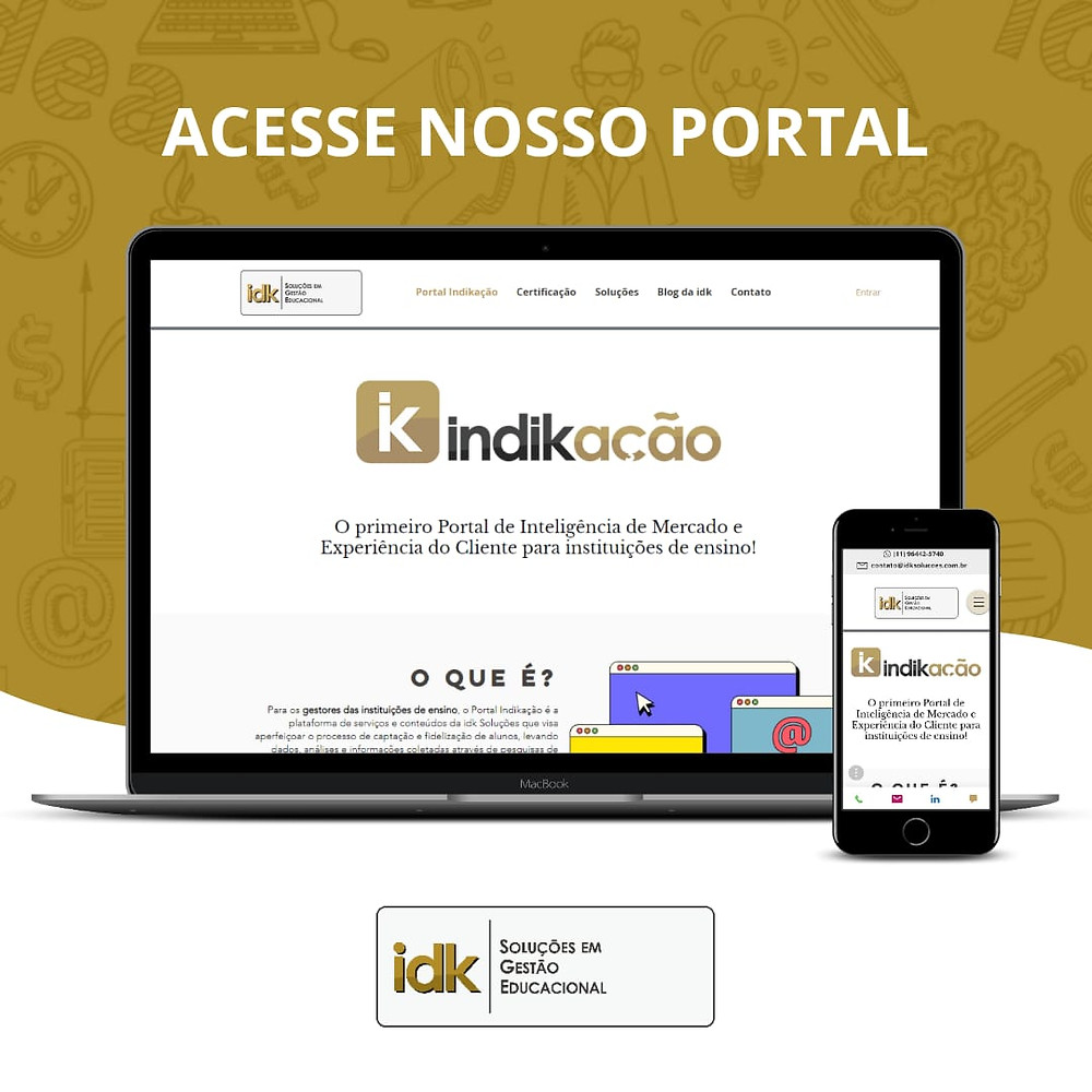 Portal Indikação