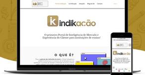 Portal Indikação - o Novo Portal de Serviços da idk Soluções