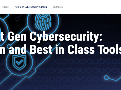 ISACA 2021 Next Gen Cyber Tools Conference Recorded Sessions
