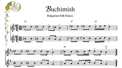 Buchimish in Bass Clef