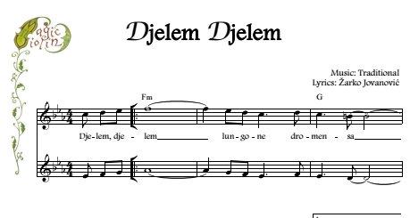 Djelem Djelem - Romany Anthem