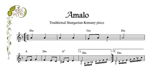 Amalo for Eb instruments