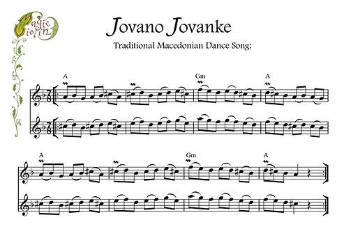 Jovano Jovanke in Bass Clef