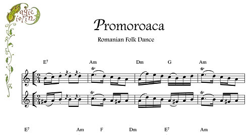 Promoroaca for Bb Instruments