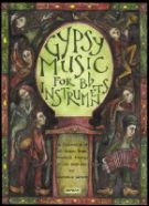 Gypsy Music Collection for Bb instruments - book with Audio CD