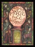 Gypsy Music Collection for C instruments - book with Audio CD