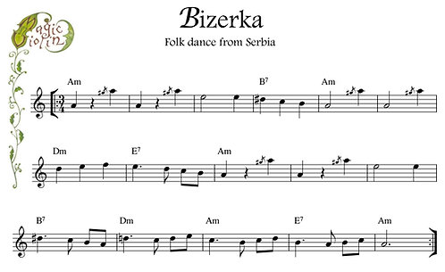 Bizerka for Eb Instruments