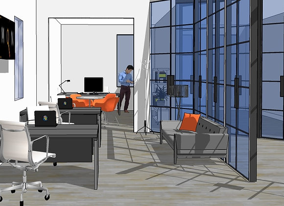 Start Up Office or Small Retail Space