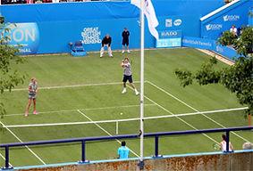 Eastbourne-Tennis