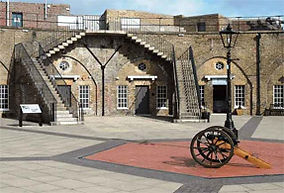 Eastbourne-Redoubt-Fortress