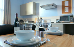 Eastbourne-Accommodation-Apartment-2-Dining