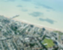 Eastbourne-From-The-Air