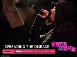 STD Facedown poster 2