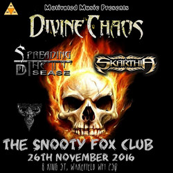 Poster snotty fox STD 2016