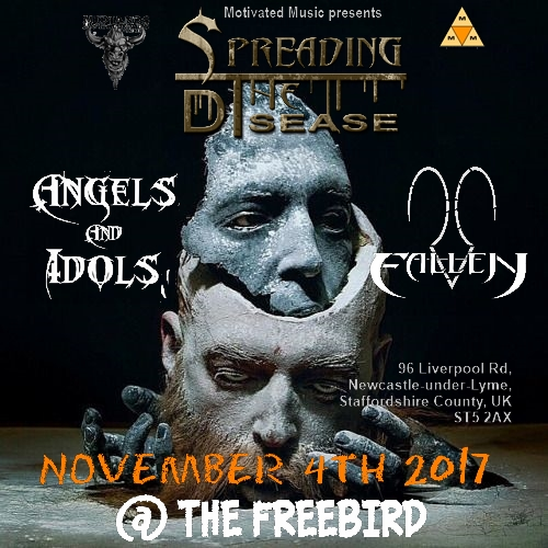 STD at Freebird Newcastle 2017 Nov (2)