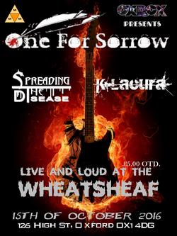 STD Wheatsheaf poster