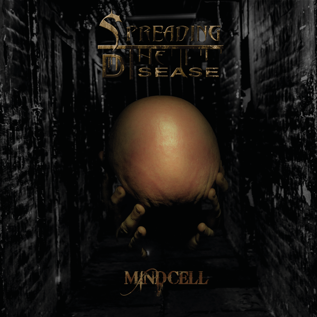 STD Mindcell EP front cover artwork fina
