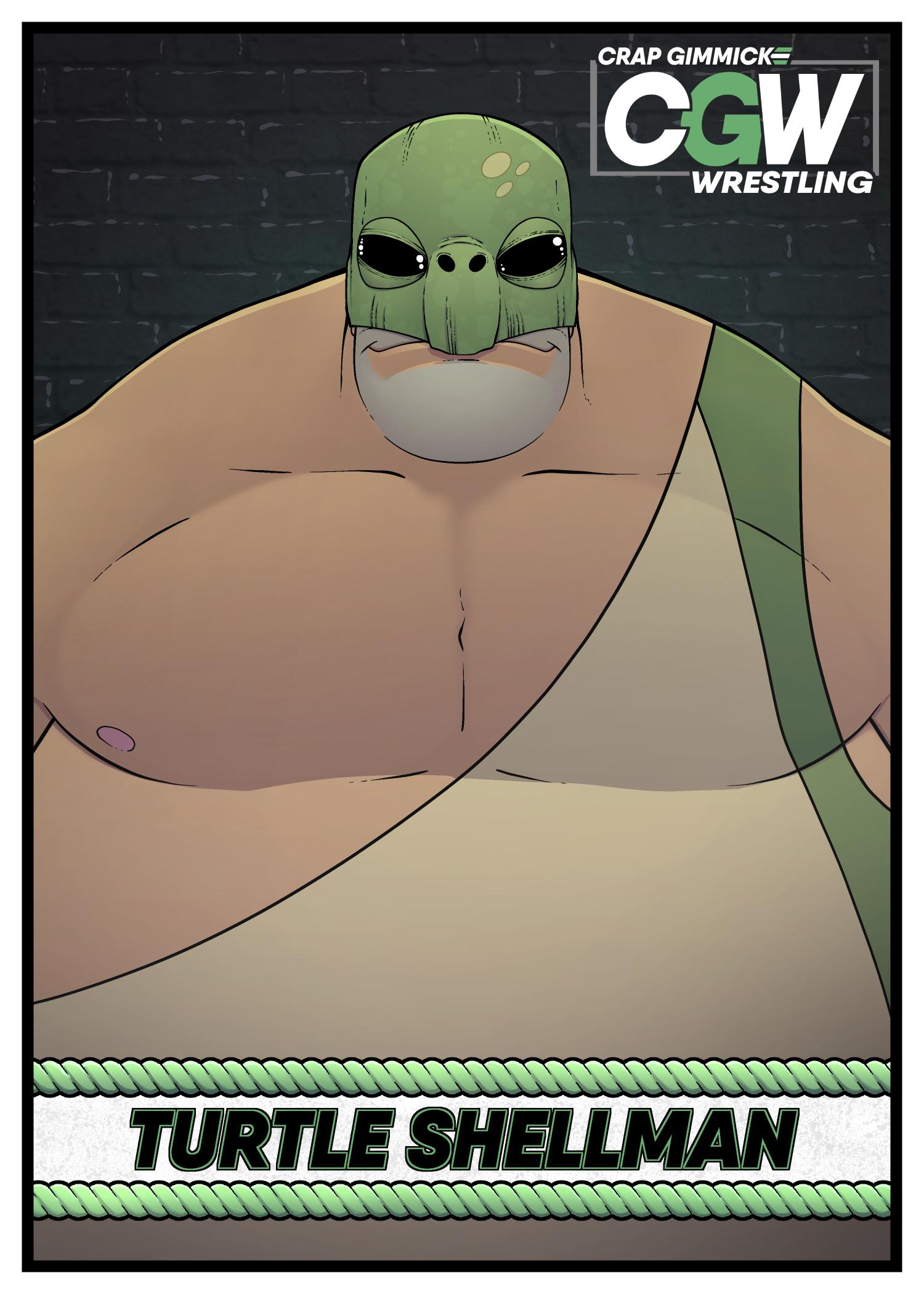 Turtle Shellman