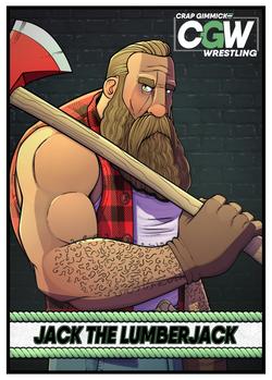 Jack The Lumberjack