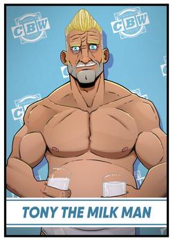 Tony The Milk Man