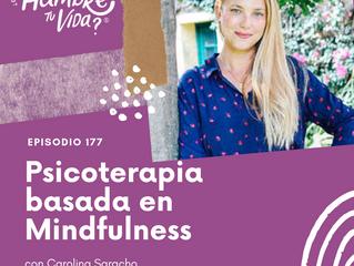 E177: Psicoterapia basada en Mindfulness