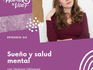 E215: Sueño y salud mental