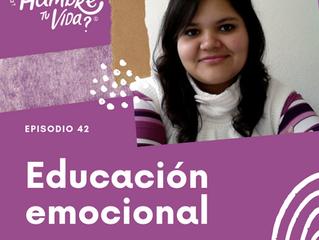 E042: Educación emocional con Lorena Aguirre