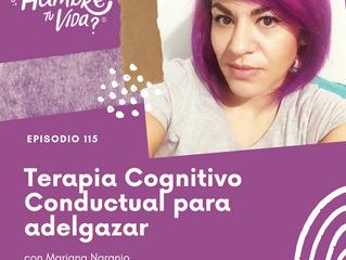 E115: Terapia Cognitivo-Conductual para adelgazar