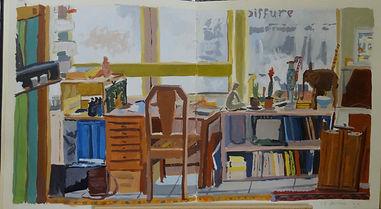 carnet atelier 1994