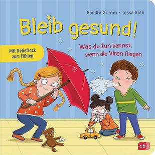 Bleib gesund_Pappbilderbuch_kinderbuchil