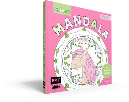 Mal_mit_Mandala_Pferde_Kinderbuchillustr