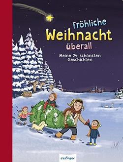 """Cover """"Fröhliche Weihnacht überall"""""""