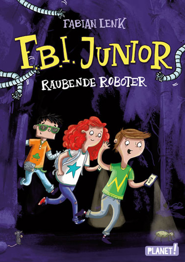 Coverillustration- F.B.I. Junior