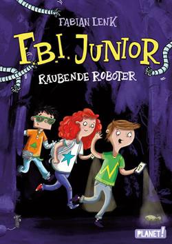 Coverillustration- F.B.I. Junior