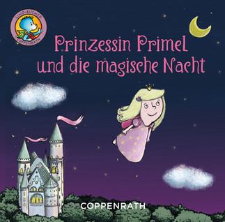 Cover Prinzessin Primel_Coppenrath_Tessa
