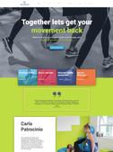 Web design for Kinetic Balance