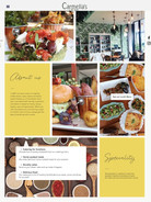 Web design for Carmella's on the Square