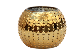 Gold bobble ball for rental