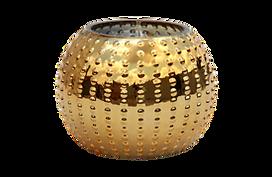 Gold bobble ball for rental