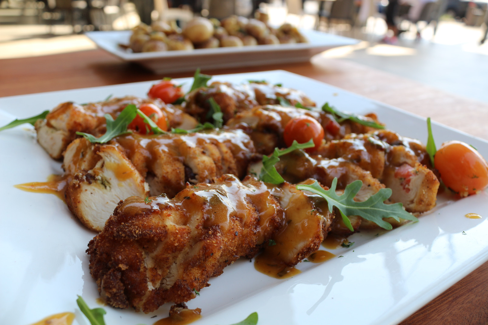 Chicken at Carmella's.JPG