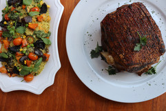 Food platter 5 at Carmella's.JPG