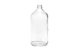 Glass bottle for rental