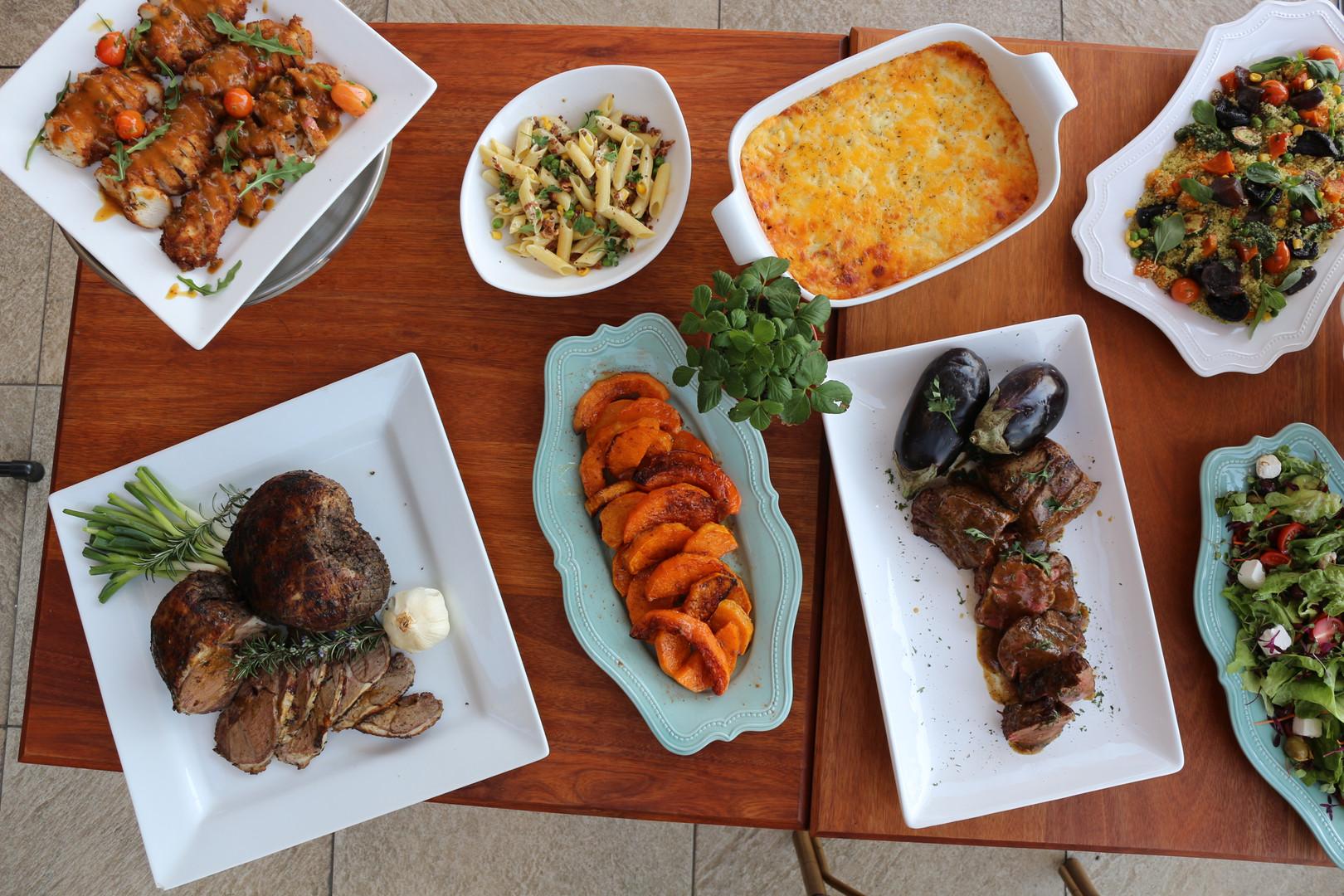 Food platter 7 at Carmella's.JPG